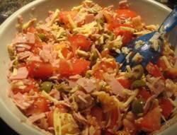 Italský-salát-