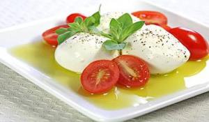 Salát-Caprese
